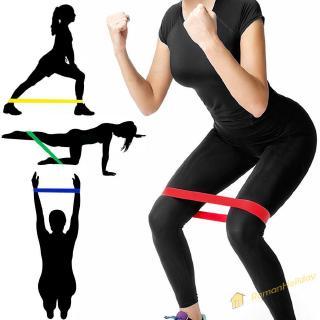 Dây kháng lực cao su latex đàn hồi chuyên dụng tập yoga thumbnail