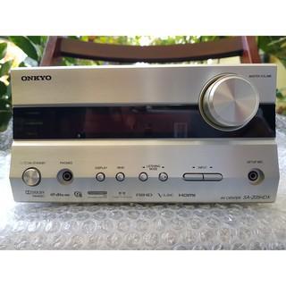 Amply nghe nhạc, xem phim 5.1 Onkyo SA-205HDX thumbnail