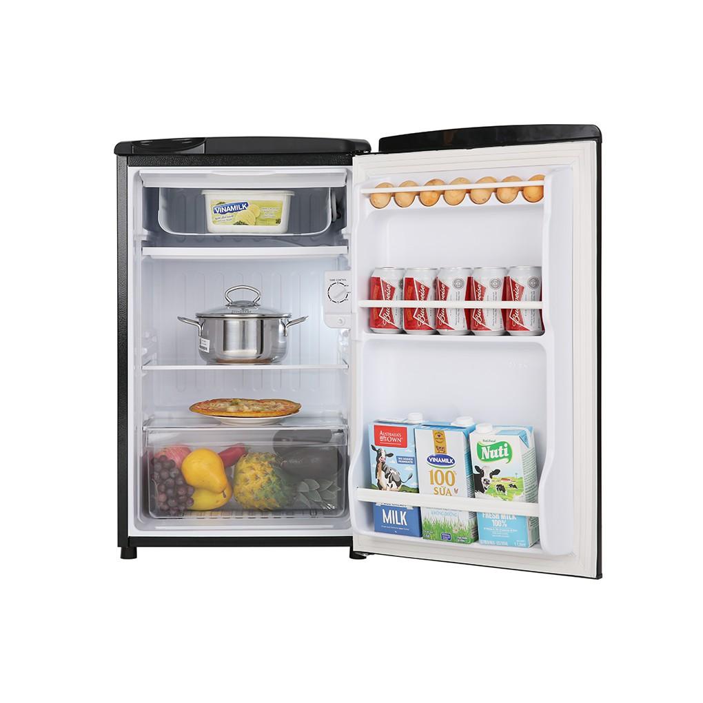 [QN8868] Tủ lạnh Mini Aqua 90L AQR-D99FA(BS)