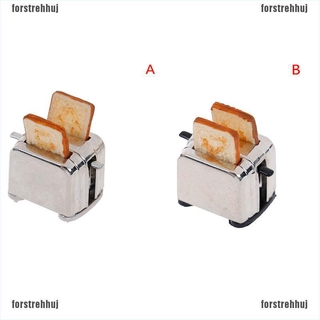(JVN—NEW)1:12 Dollhouse mini bread machine simulation miniature model toy