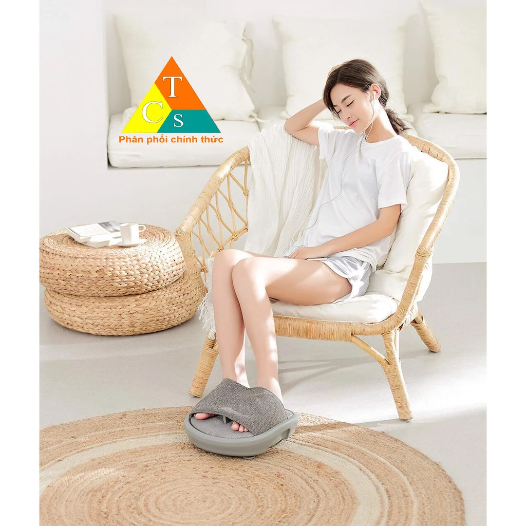 Máy massage chân Xiaomi Leravan LF-ZJ007-MGY bằng nhiệt