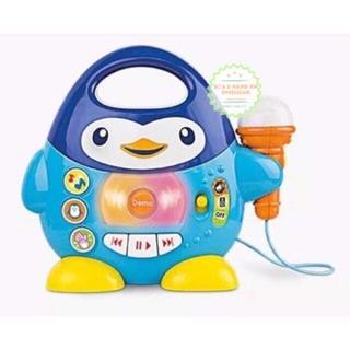 Chim cánh cụt biết hát