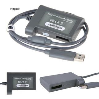 Dây cáp truyền dữ liệu ổ cứng HD USB cho Xbox 360 thumbnail