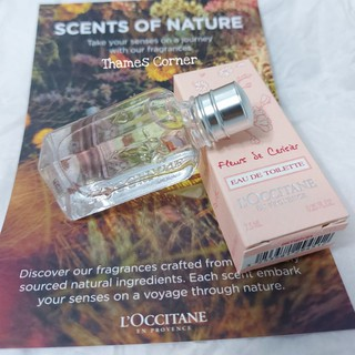 Nước hoa hương anh đào L'Occitane Cherry Blossom EDT 7.5ml
