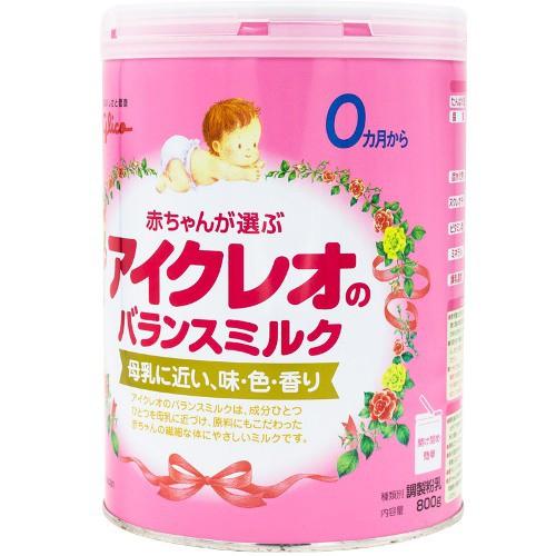 Sữa Glico số 0 800g(hàng xách tay nhật bản)