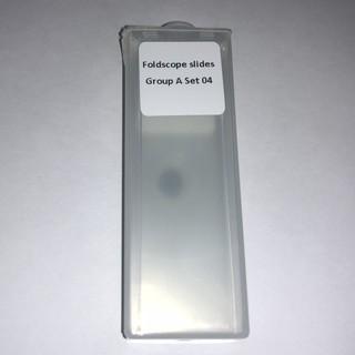 Phụ kiện lam kính hiển vi cho Foldscope kính hiển vi giấy. Bộ 5 tấm. Hàng chính hãng – Nhập khẩu USA.