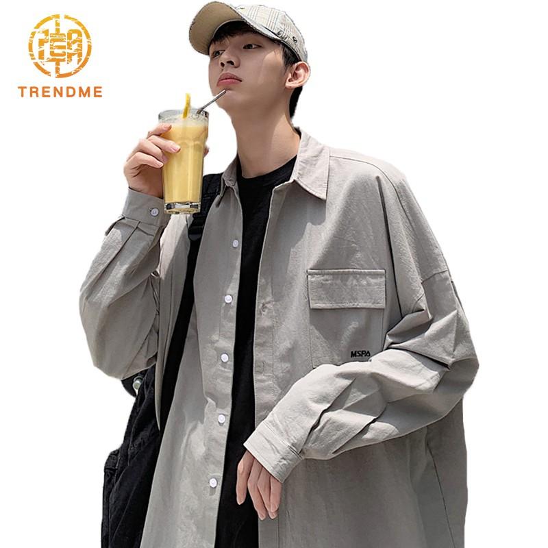 ฤดูใบไม้ร่วงใหม่เสื้อแขนยาวเสื้อแฟชั่นเกาหลีปักญี่ปุ่นคลาสสิก