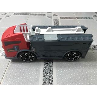 Mô hình bãi đậu xe cứu hỏa