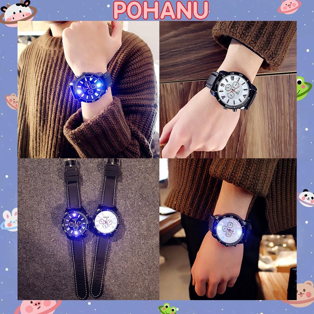 Đồng hồ nam thời trang thông minh CANDYCAT giá rẻ DH66 tiện dụng