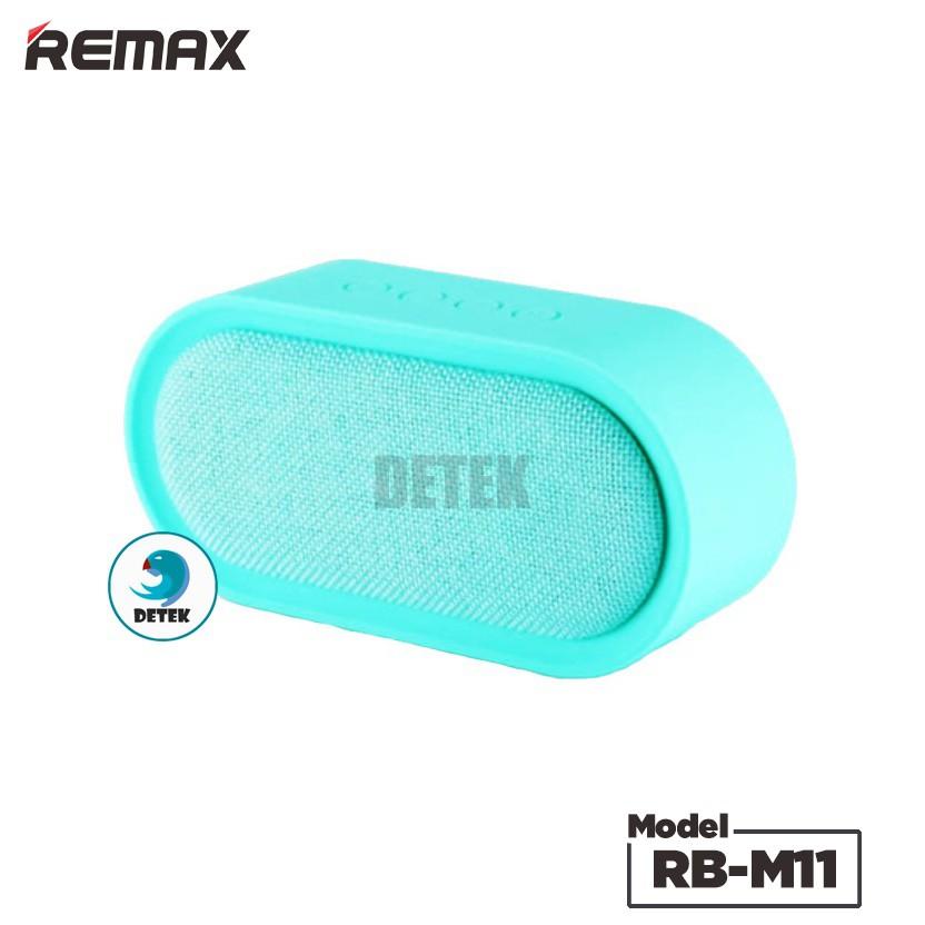 Loa vải thời trang Bluetooth Remax RB - M11 - 2510254 , 964665719 , 322_964665719 , 389000 , Loa-vai-thoi-trang-Bluetooth-Remax-RB-M11-322_964665719 , shopee.vn , Loa vải thời trang Bluetooth Remax RB - M11