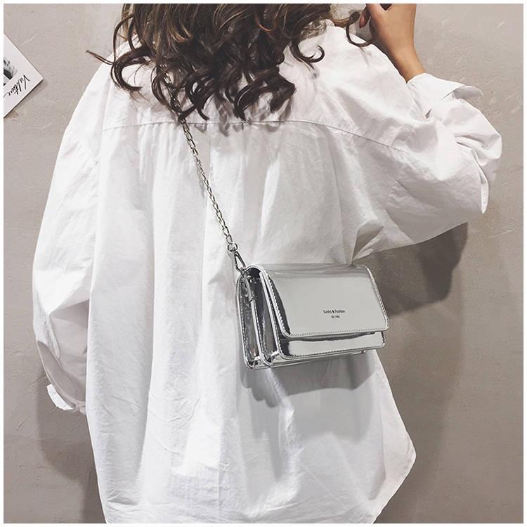 [ẢNH THẬT] Túi xách nữ đeo chéo da trơn đơn giản_MA157