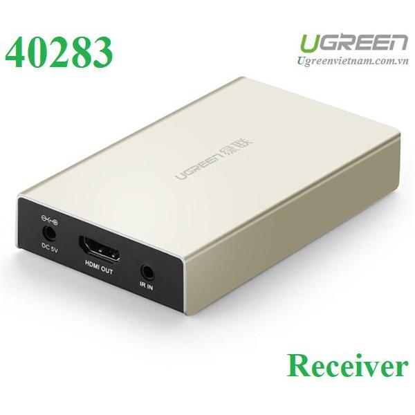 Thiết bị nhận tín hiệu HDMI 120M qua cáp mạng RJ45 Cat5e/Cat6 Ugreen UG-40283 (Receiver) - 14025456 , 786880766 , 322_786880766 , 1400000 , Thiet-bi-nhan-tin-hieu-HDMI-120M-qua-cap-mang-RJ45-Cat5e-Cat6-Ugreen-UG-40283-Receiver-322_786880766 , shopee.vn , Thiết bị nhận tín hiệu HDMI 120M qua cáp mạng RJ45 Cat5e/Cat6 Ugreen UG-40283 (Receive