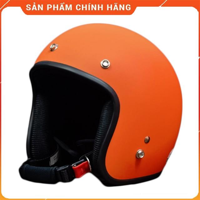 Mũ bảo hiểm 3/4 Đầu ASAMA - Nón bảo hiểm Bảo hành Chính Hãng 12 Tháng.