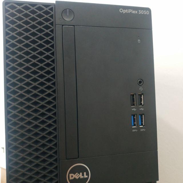 Clear kho Máy Bộ PC Dell OptiPlex 3050MT, I7-7700, RAM 8GB,SSD Intel 128GB,HDD Seagates 1TB 128Mb Cache,Bảo Hành Dell VN Giá chỉ 9.999.990₫