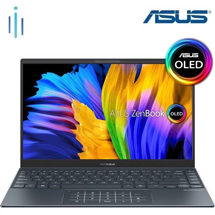 Laptop ASUS ZenBook UX325EA-KG363T i5-1135G7   8GB   512GB   Intel Iris Xe Graphics   13.3' FHD   Win 10