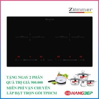 Bếp từ đôi inverter Zemmer IZM 203A [Malaysia] bảo hành 3 năm tại nhà, bảo trì trọn đời