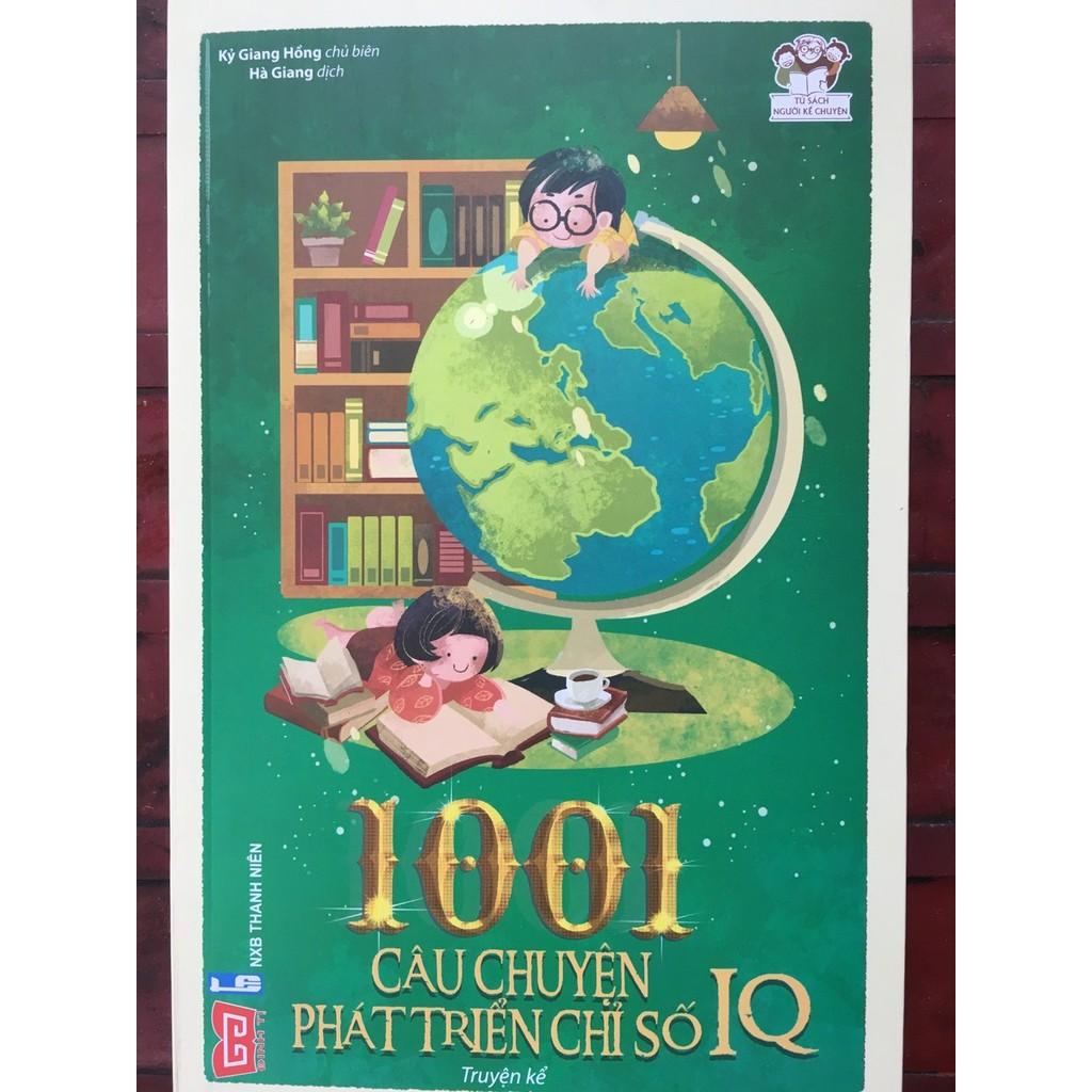 Sách - 1001 Câu Chuyện Phát Triển Chỉ Số IQ - 48k