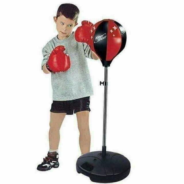 Boxing cho Bé trai