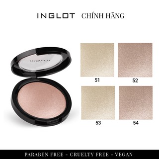 INGLOT - Phấn bắt sáng Inglot Soft Sparkler Face Eyes Body Highlighter (3.4g) thumbnail
