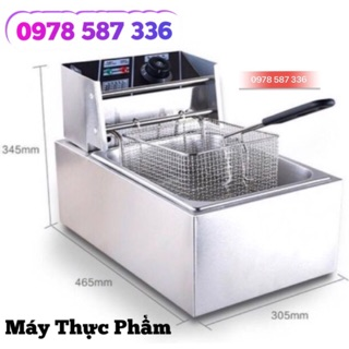 Bếp chiên - Bếp chiên - Bếp chiên nhúng điện ZL81 Cao cấp thumbnail