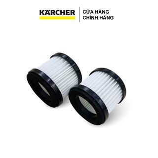Bộ lọc Hepa dành cho máy hút bụi Mini VCH 2 Karcher (1 bộ 2 cái)