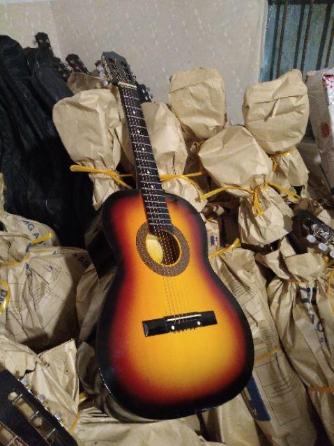 Đàn guitar classic CD05 tặng hướng dẫn học cơ bản TẠI XƯỞNG SẢN XUẤT