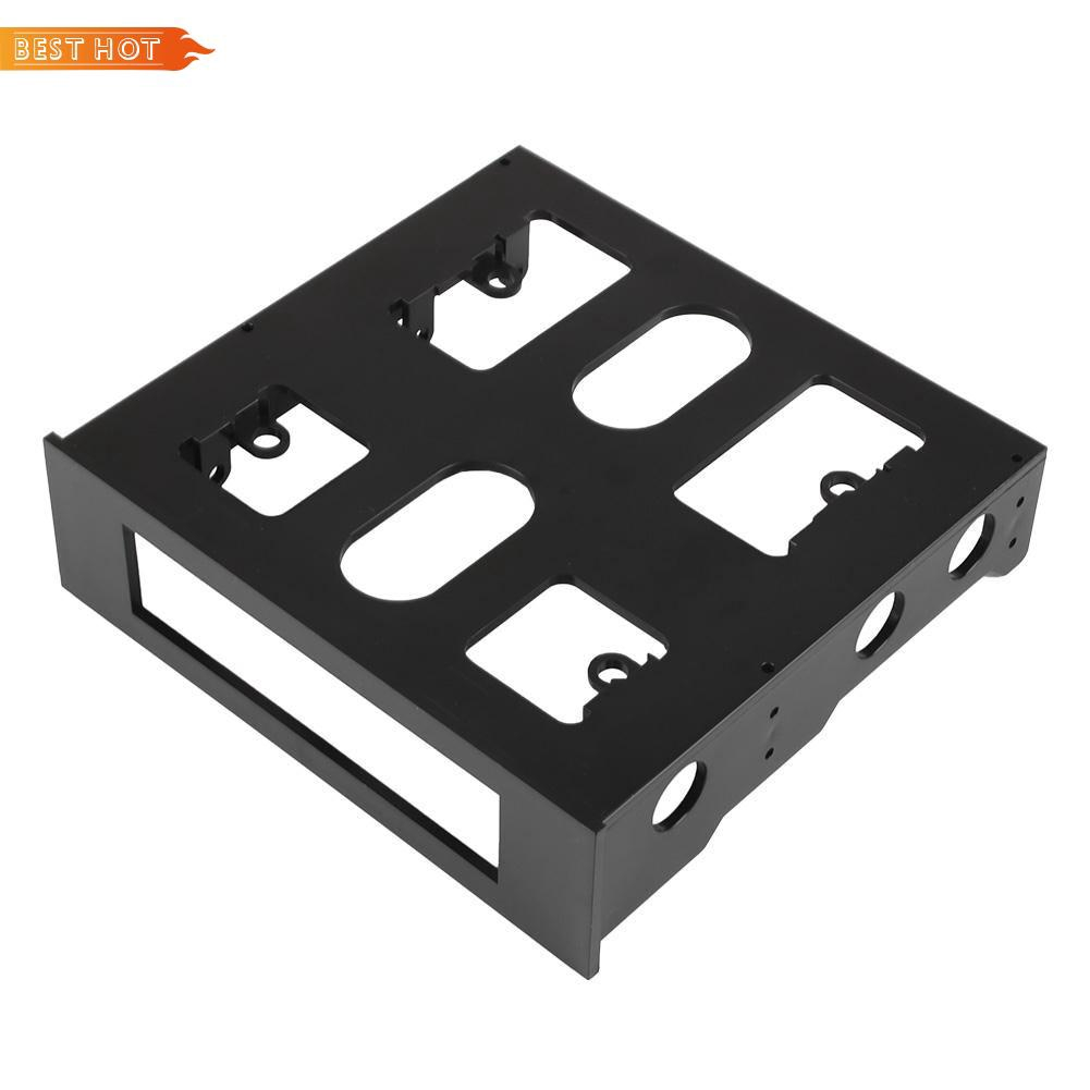 "3.5"" to 5.25"" Drive Bay Slot Computer Cases Adapter Mounting Bracket USB Hub Giá chỉ 83.720₫"