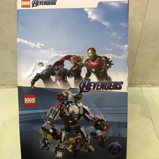 Combo 6 hộp Lego Super Heroes Avengers