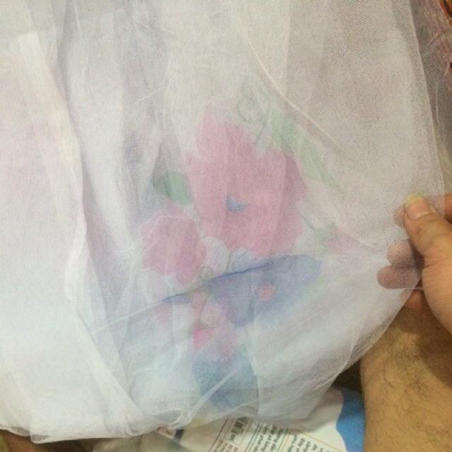 Màn tuyn hoa có cửa - 9937538 , 1163916639 , 322_1163916639 , 130000 , Man-tuyn-hoa-co-cua-322_1163916639 , shopee.vn , Màn tuyn hoa có cửa