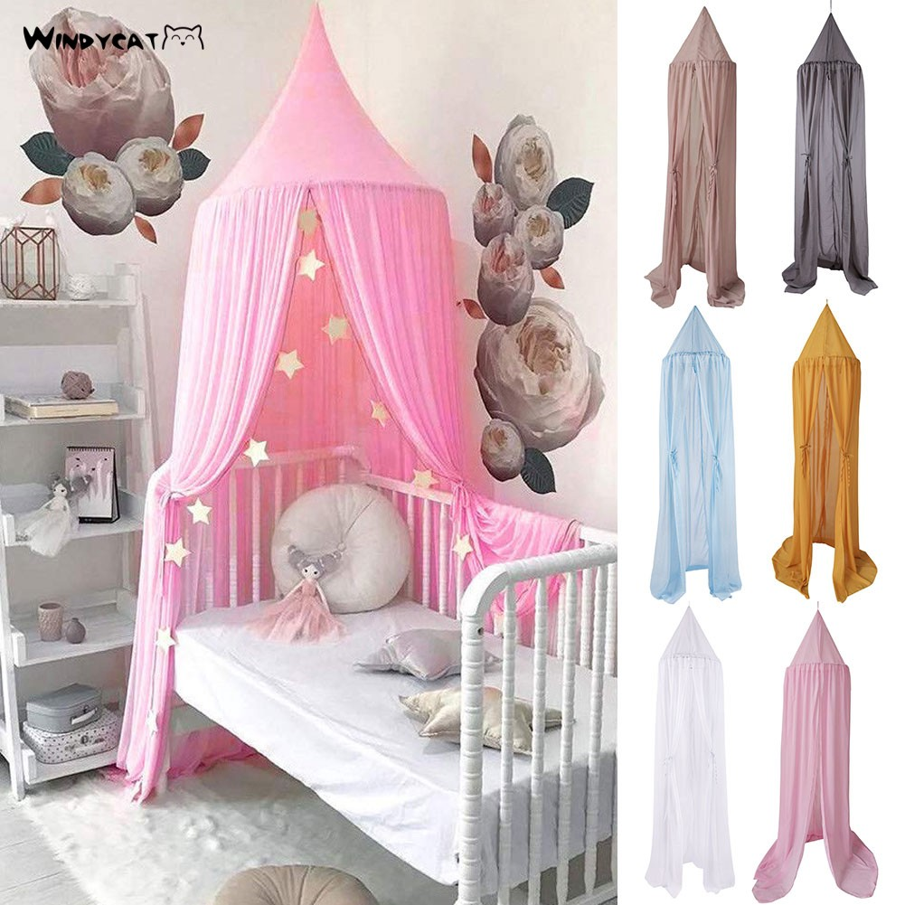 240cm Kidain Canopy Hanging Summer Mosquito Net Decor bed linings