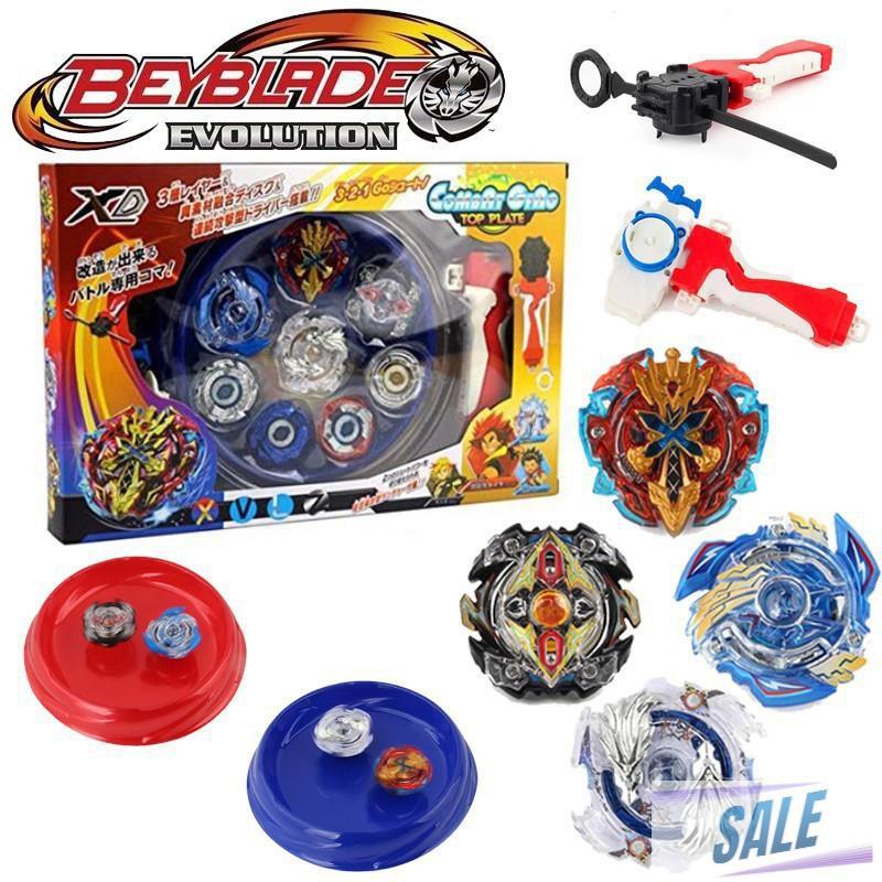 Beyblade Con Quay Đồ Chơi Chiến Đấu Beyblade Burst Fighting Arena Gyroscope Cho Bé Trai 108356703