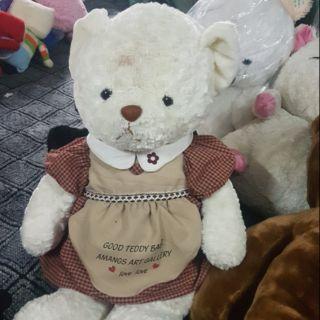 Gấu bông cho Thoa