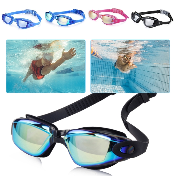 Kính bơi chống sương mù và chống tia UV