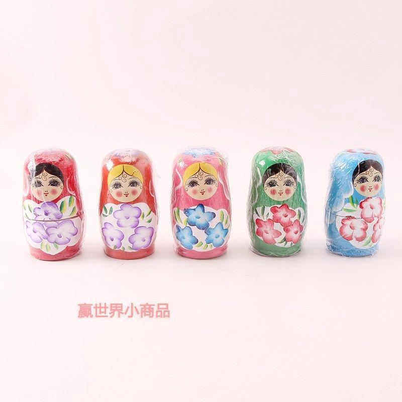 ∈℗Russian genuine baby set 55 layers of environmental protection children's toys creative wish Birthday gift decoration