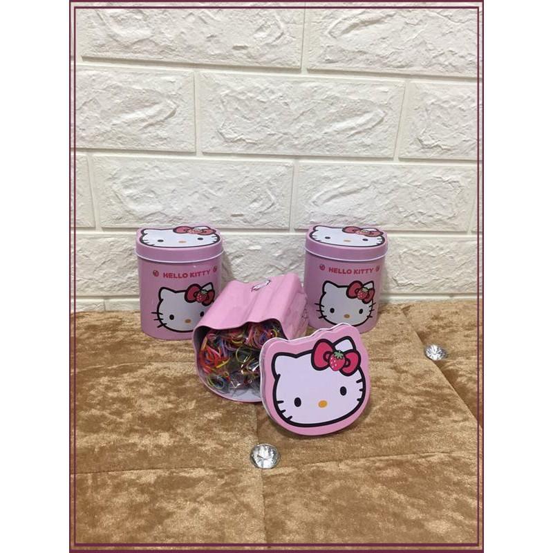 ( Siêu Khuyến Mãi ) Hộp sắt đựng dây chun buộc tóc, kẹp tóc dành cho bé Hello Kitty siêu dễ thương - 21852199 , 2322666227 , 322_2322666227 , 79574 , -Sieu-Khuyen-Mai-Hop-sat-dung-day-chun-buoc-toc-kep-toc-danh-cho-be-Hello-Kitty-sieu-de-thuong-322_2322666227 , shopee.vn , ( Siêu Khuyến Mãi ) Hộp sắt đựng dây chun buộc tóc, kẹp tóc dành cho bé Hello