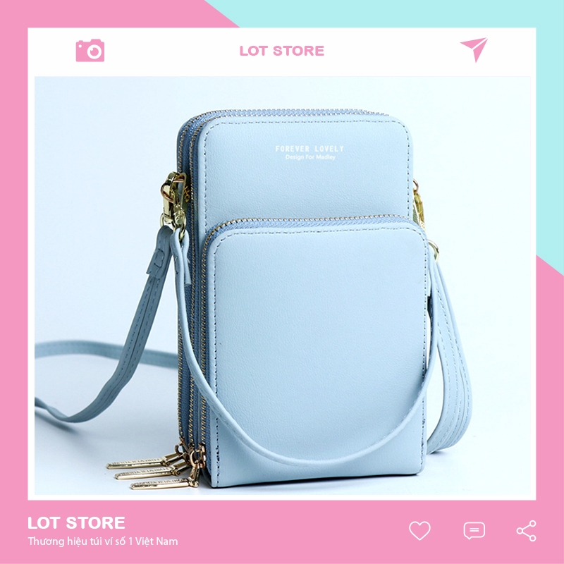 Túi đeo chéo nữ đi chơi mini nhỏ gọn đẹp giá rẻ TX427