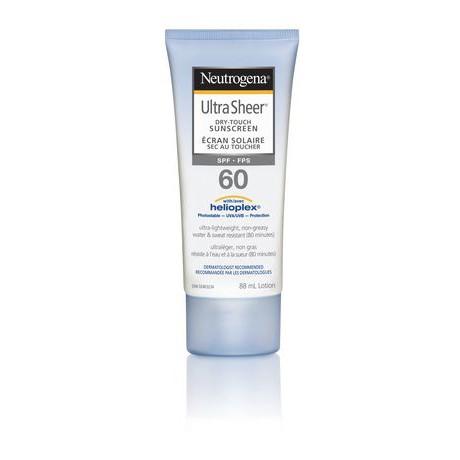 Kem chống nắng Neutrogena Ultra Sheer Dry SPF 60