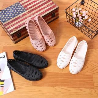 Giày đi mưa ,giày đi biển form chuẩn chống trơn trượt, phù hợp cho mùa hè V163