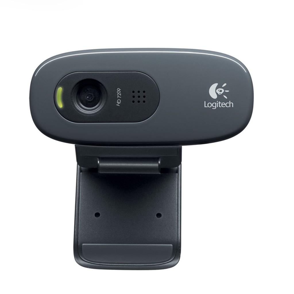 Webcam Siêu Nét có kèm Mic hãng Logitech sử dụng cho smartTV & PC (CHÍNH HÃNG)