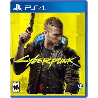 [PS4-US] Trò chơi Cyberpunk 2077 thumbnail
