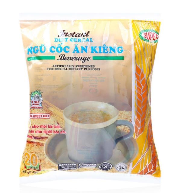 Ngũ cốc ăn kiêng Beverage Super Coffeemix túi 400g - 2570593 , 425559609 , 322_425559609 , 115000 , Ngu-coc-an-kieng-Beverage-Super-Coffeemix-tui-400g-322_425559609 , shopee.vn , Ngũ cốc ăn kiêng Beverage Super Coffeemix túi 400g