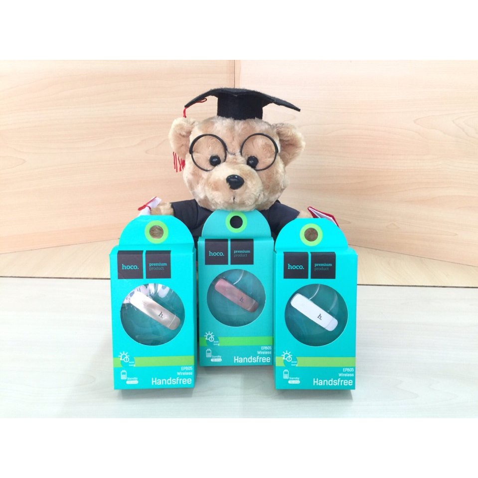 Tai nghe Bluetooth Hoco EPB05 - 2686195 , 53342227 , 322_53342227 , 159000 , Tai-nghe-Bluetooth-Hoco-EPB05-322_53342227 , shopee.vn , Tai nghe Bluetooth Hoco EPB05