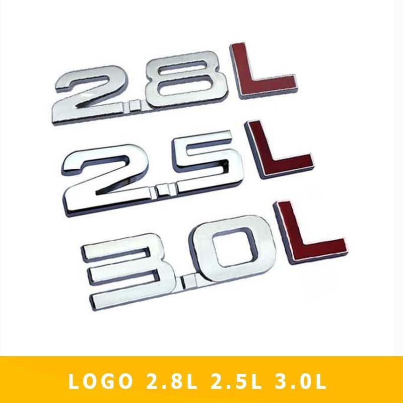 [XẢ TẾT] Decal Chữ nổi Trang Trí Dung Tích Xe Hơi,Ô Tô 2.0L 2.0T 1.8T 2.4L 3.0L - 22667366 , 1750358409 , 322_1750358409 , 115000 , XA-TET-Decal-Chu-noi-Trang-Tri-Dung-Tich-Xe-HoiO-To-2.0L-2.0T-1.8T-2.4L-3.0L-322_1750358409 , shopee.vn , [XẢ TẾT] Decal Chữ nổi Trang Trí Dung Tích Xe Hơi,Ô Tô 2.0L 2.0T 1.8T 2.4L 3.0L