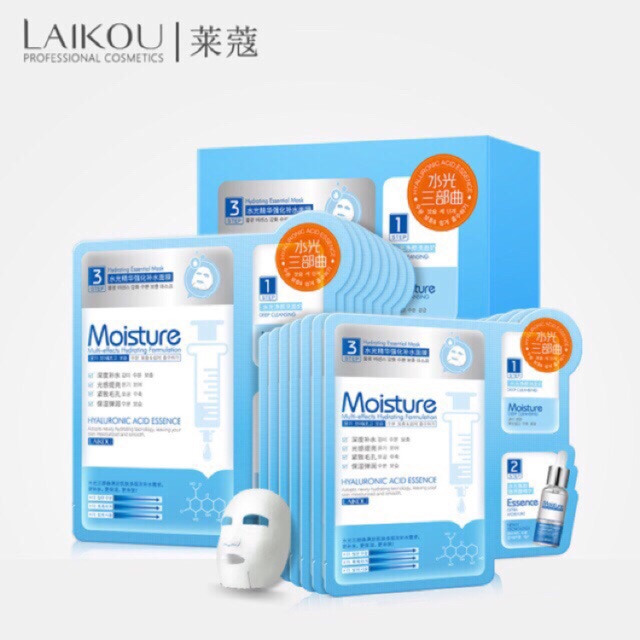 Mặt nạ Laikou 3in1