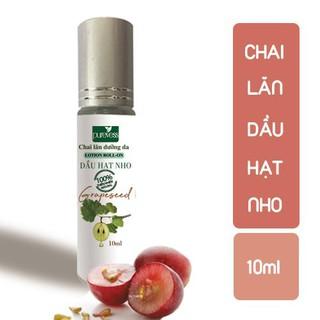 Chai Lăn Dầu Hạt Nho giúp giảm nhờn da nuôi dưỡng da PUREVESS thumbnail