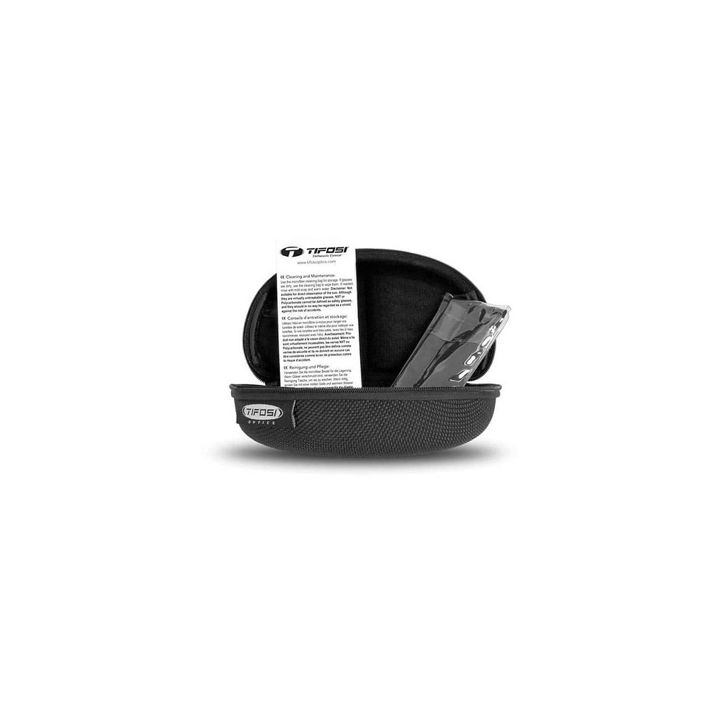 Kính Râm Golf - TIFOSI TYRANT 2.0 WHITE/BLACK FOTOTEC