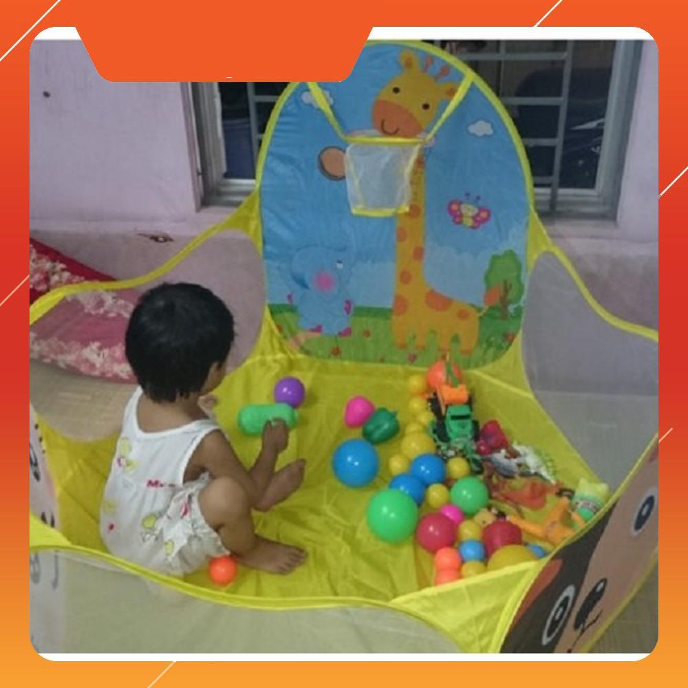 {HÀ NỘI} Lều nhà banh cho bé tặng kèm Bóng