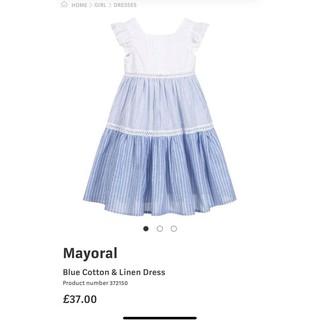 Váy mayoral bé gái