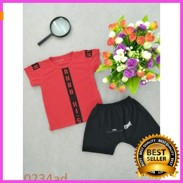 [ Hàng Đẹp ] quần áo cho bé gái bé trai màu đỏ