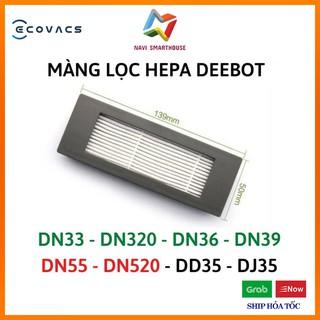 Màng lọc hepa cho Robot hút bụi Ecovacs DN33 DN320 DN36 DN39 DN55 DN520 DD35 DJ35 thumbnail
